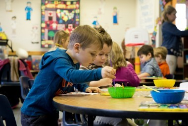 Greater Portland Christian School Nursery School